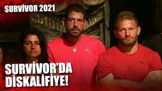 SURVİVOR'DAN DİSKALİFİYE EDİLDİ! | Survivor 2021