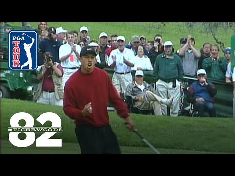 Tiger Woods Wins 2001 Bay Hill Invitational | Chasing 82