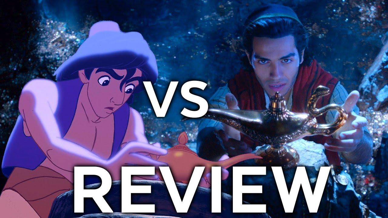 A Decent Aladdin Remake? You Wish