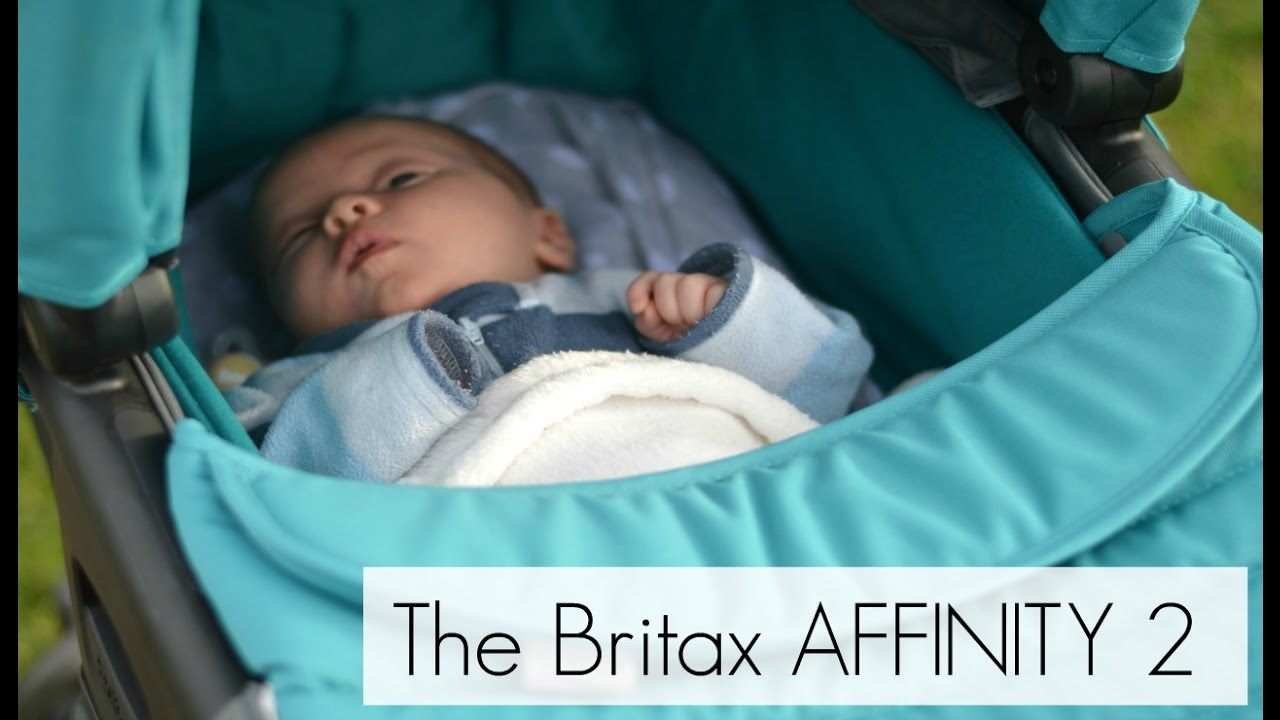 Britax Affinity 2 Review And Video