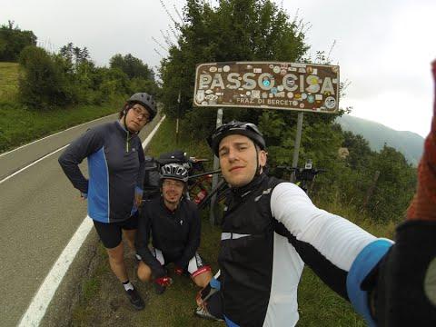 Via Francigena: da Pavia a Roma in bicicletta