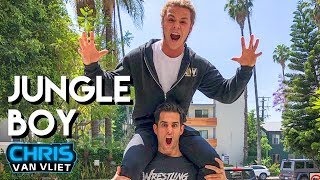 Jungle Boy on his father Luke Perry, AEW, advice from Cody, his Quentin Tarantino movie role
