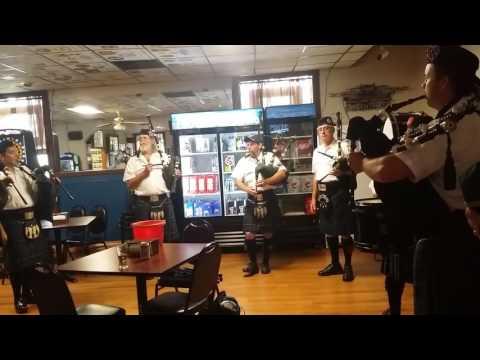 Tunes of Glory American Legion Post 33 final performance.