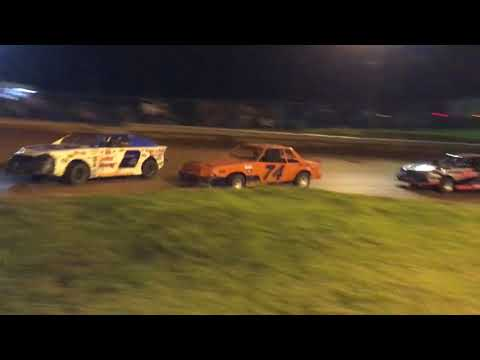 Mountian View Speedway Labor Day Semi Mod With Billy Goodman Video by Adam Goodman 9 4 17
