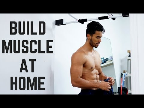 Home Workout to Build Muscle