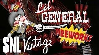 Lil' General Fireworks - SNL
