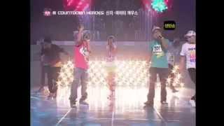 2008/07/31 코요태 신지 & 마이티마우스 순정 + 비몽 + 디스코왕