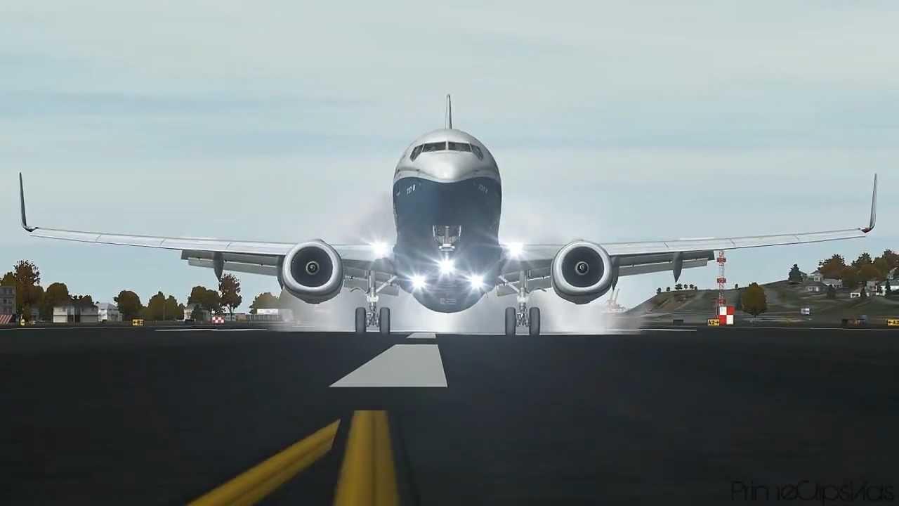 FSX HD PMDG 737MAX