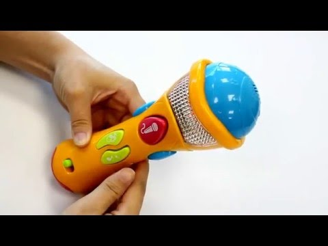Toys Share :Microphone