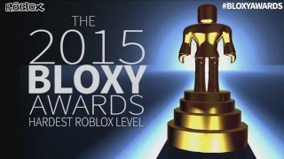 The 3rd Annual BLOXY Awards!
