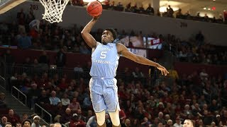 UNC Men's Basketball: Carolina Flies Past Elon, 116-67
