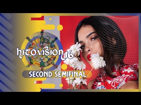 Second Semifinal – Hitovision Song Contest 16 – Halmstad 🇸🇪