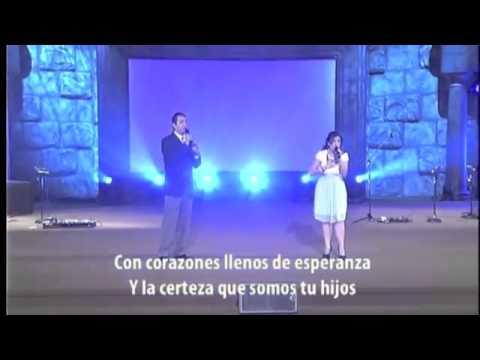 [The Prayer] La Oracion en  Espanol - Gracco Contreras y Daneysa Claudio
