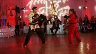 Quince Karate Ashley Video Clip,Mario's Video Productions 305.461.1263 Thumbnail