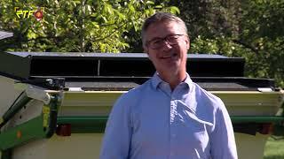 Schützen durch Nützen - Grasschnitt aus Streuobstwiesen als Biomasse für Biogasanlagen