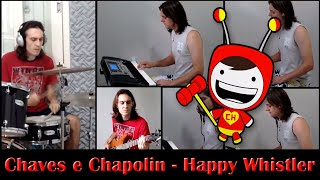Chaves e Chapolin #2 - Happy Whistler - Tony Hymas - Músicas do Chaves Temas