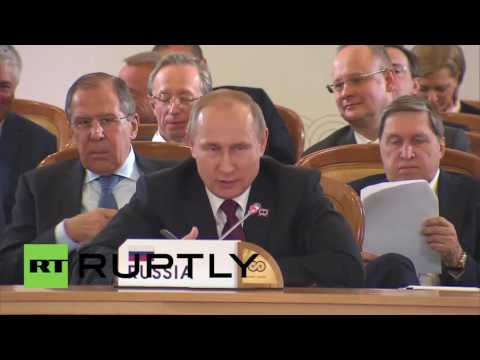 Russia: ASEAN-Russia summit participants to sign partnership deals – Putin