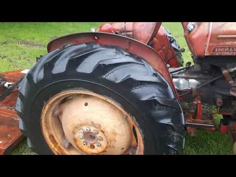 For Sale 1964 David Brown 880 Imp Tractor.