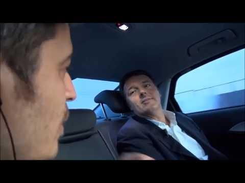 Matteo Renzi intervistato da Pif ne