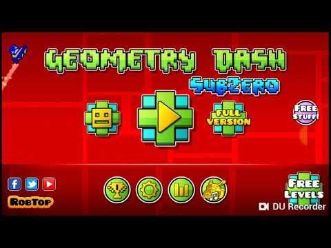 Yo vs geometri Dash subsero #1