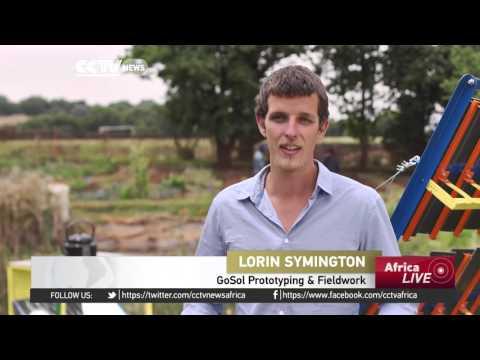 South Africa social entrepreneurs develop solar cooker