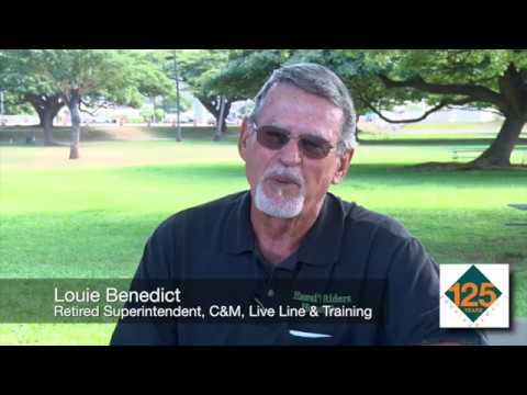 An Interview with Hawaiian Electric Retiree Louie B.