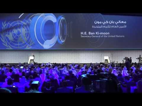 Zayed Future Energy Prize Awards Ceremony