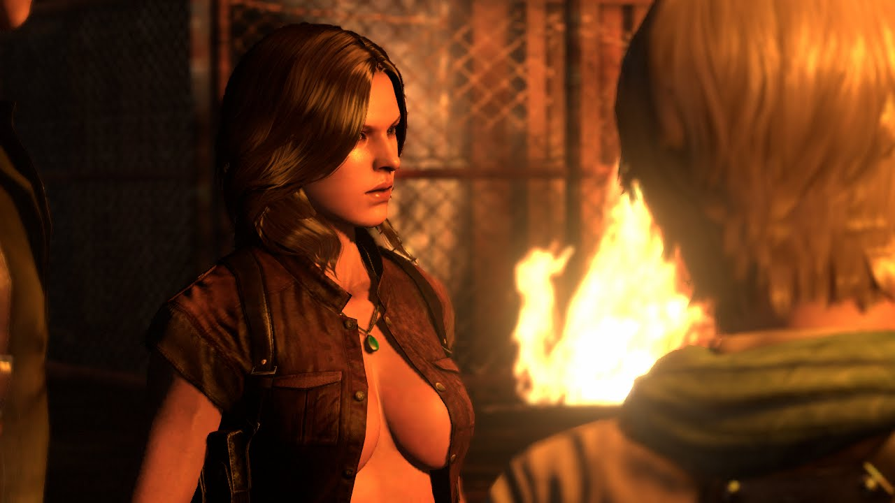 Mod Showcase #33 - Resident Evil 6 - Sexy Helena by Amico