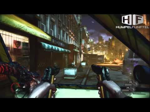The Darkness 2 - PS3 Gameplay HD [Deutsch - Komplette Demo - Uncut]