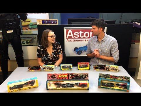 Corgi Batmobiles and Batman Gift Sets - Specialist Toy Auction