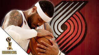 Trail Blazers Making Strong Push For Carmelo Anthony Trade!!! | NBA News