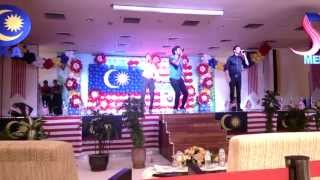 Repeat youtube video Graamatthu Ponnu Live at IPOH 2013 - Shantra & Viveck Ji