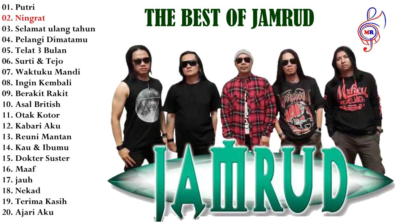 THE BEST OF JAMRUD (Kenangan Lama)