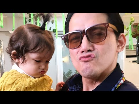 Aljur Abrenica and Kylie Padilla Baby Alas First Birthday Party