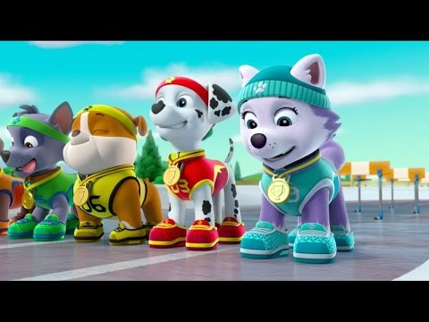 Download Paw Patrol Coloring Pages Video Je Ytb Lv