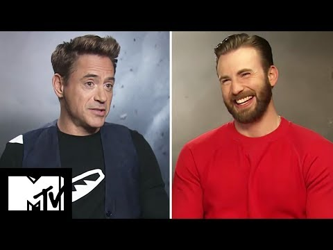 Avengers: Age of Ultron Cast Play Would You Rather? | MTV Movies
