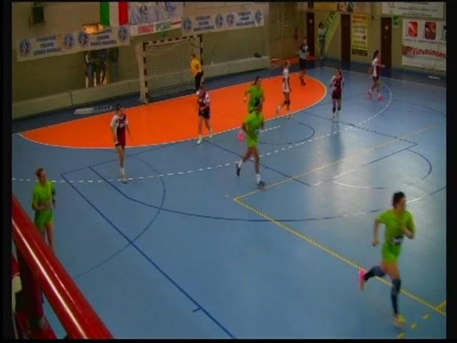 Serie A1F [3^]: Cassano Magnago - Salerno 21-32