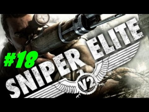 Sniper Elite V2 - Co-op Campaign Ep18 | Tabun in the Toilet |