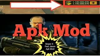 Sniper X With Jason Statham V1.7.1 Apk Mod 1.7.1 - Hack/Cheats + Android Gameplay