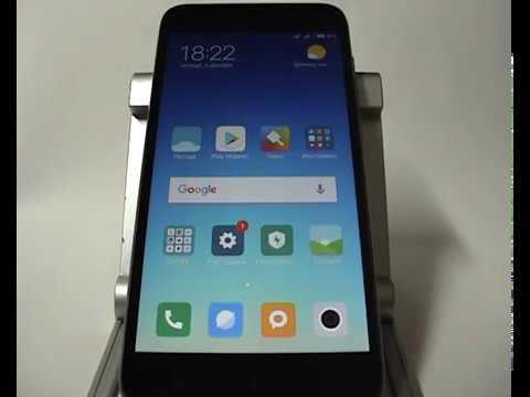 Иконки приложений и действия с ними в Xiaomi