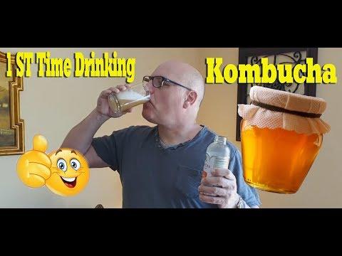 Kombucha does it taste like shat?