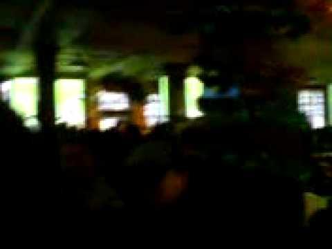 West Ham fans Slug and Lettuce Fulham Broadway Big Fat Frank Song