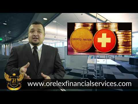 Orelex A Report - Head of Swiss Stock Exchange Would Like to See a National Cryptocurrency /Part-1..