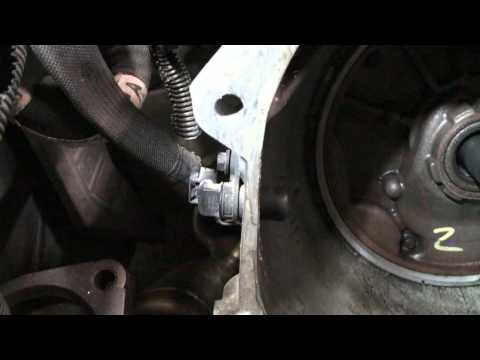 Dodge Crank Position Sensor Location 2 7 And 3 5 Engines