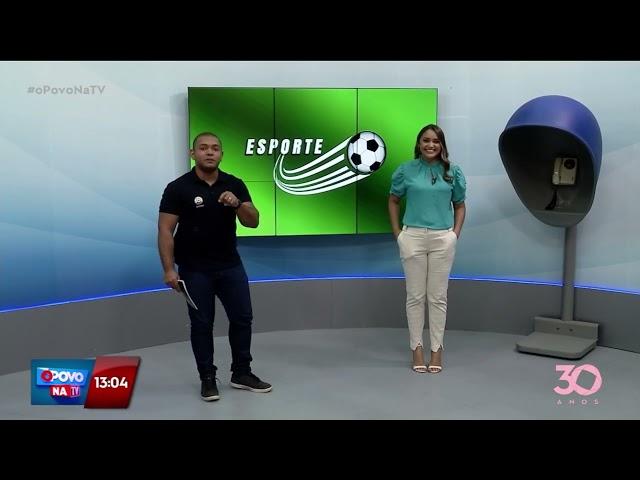 Hora de Esporte - 21 10 2021 - O Povo na TV