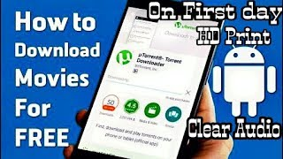 How to download new movies on first day HD and Clear audio all language movies 2017 (100% working)