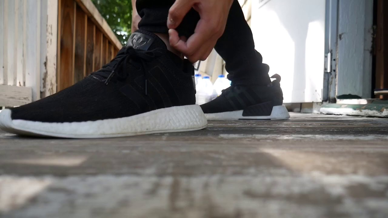 info for a3b68 d89fa NMD R2 ''FUTURE HARVEST'' ON FEET