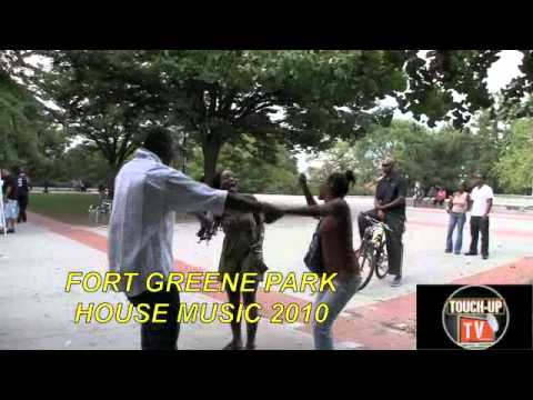 FORT GREENE PARK BROOKLYN NY HOUSE MUSIC 2010 TOUCH-UP TV