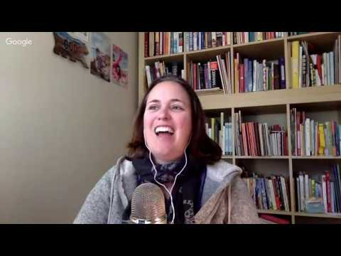 Amanda Kendle - Why Podcasting is the Most Fun Thing I Do -International Podcast Day 2017