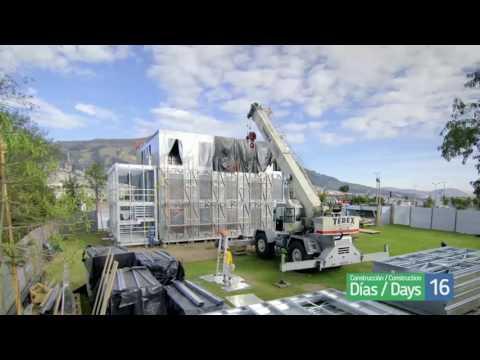 BHS Time Lapse Quito - Hábitat III (1min)